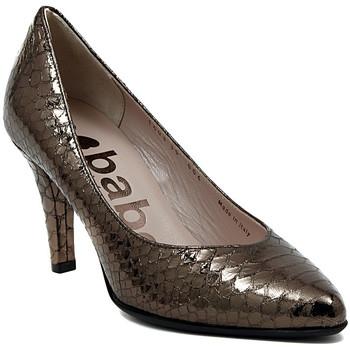 Sapatos Mulher Escarpim Le Babe DECOLTE STAMPATO ACCIAIO Multicolore