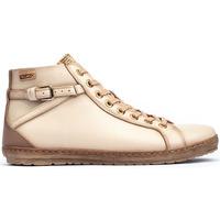 Sapatos Mulher Botins Pikolinos LAGOS 901 MARFIL