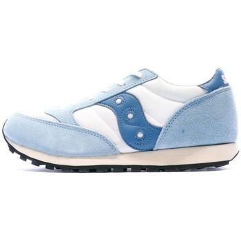 Sapatos Mulher Sapatilhas Saucony  Azul
