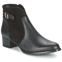 Sapatos Mulher Botins So Size SERELLE Preto