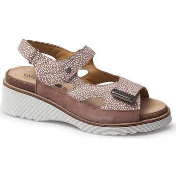 Sapatos Mulher Sandálias Calzamedi SANDAL  THANA BEGE