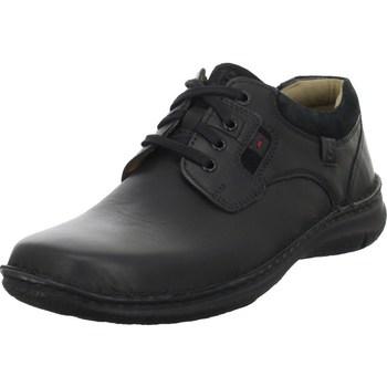 Sapatos Homem Sapatos Josef Seibel Anvers Preto