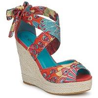 Sapatos Mulher Sandálias Moony Mood FIRNIL Multicolor