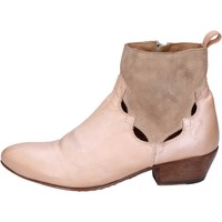 Sapatos Mulher Botins Moma BK110 Cor de rosa