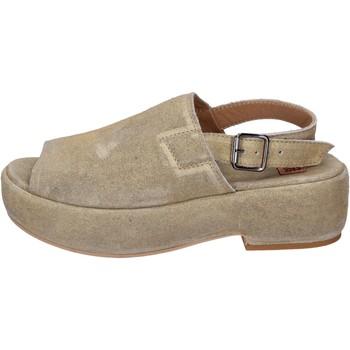 Sapatos Mulher Sandálias Moma BK120 Ouro