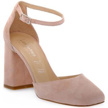 Sapatos Mulher Escarpim Priv Lab PHARD CAMOSCIO Rosa