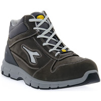 Sapatos Homem Sapatos de caminhada Diadora RUN II HI S3 SRC ESD Grigio