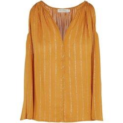 Textil Mulher Tops / Blusas See U Soon 20211125 Amarelo