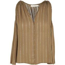 Textil Mulher Tops / Blusas See U Soon 20111125 Verde