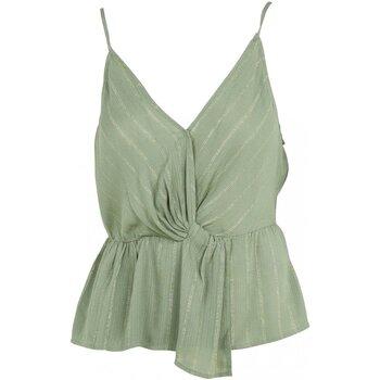 Textil Mulher Tops / Blusas See U Soon 20111146 Verde
