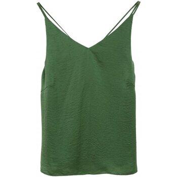 Textil Mulher Tops / Blusas See U Soon 20112111 Verde