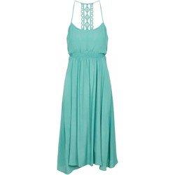 Textil Mulher Vestidos compridos See U Soon 20122126 Verde