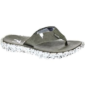 Sapatos Homem Chinelos Dude Sava Gris