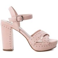 Sapatos Mulher Sandálias Xti 32056 NUDE Rosa