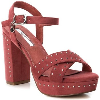 Sapatos Mulher Sandálias Xti 32056 TEJA Rojo