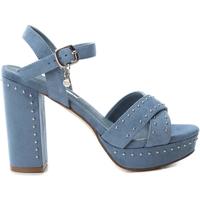 Sapatos Mulher Sandálias Xti 32056 JEANS Azul
