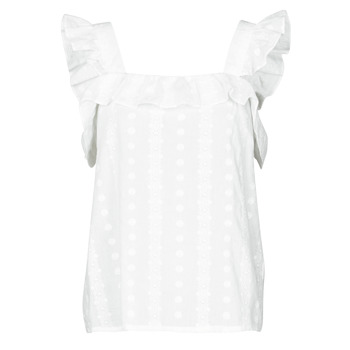 Textil Mulher Tops / Blusas Betty London OOPSA Branco
