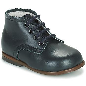 Sapatos Rapariga Sapatilhas de cano-alto Little Mary VIVALDI Azul