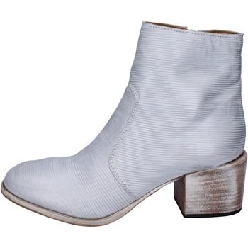 Sapatos Mulher Botins Moma Botins BK147 Prata