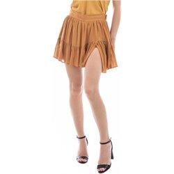 Textil Mulher Saias See U Soon 20131124 Amarelo