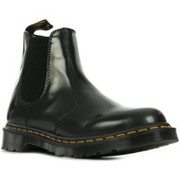 Sapatos Mulher Botas baixas Dr Martens 2976 Preto