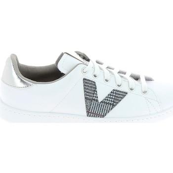 Sapatos Homem Sapatilhas Victoria Sneaker 1125216 Gris Cinza