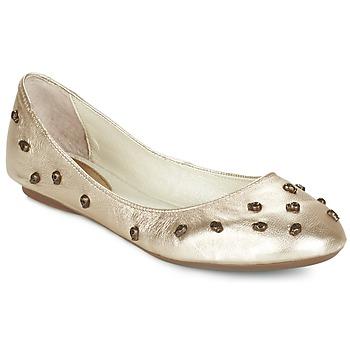 Sapatos Mulher Sabrinas Mosquitos BLUES-M Dourado