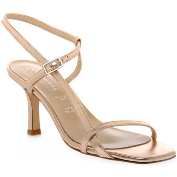 Sapatos Mulher Sandálias Priv Lab RAME 1715 Marrone