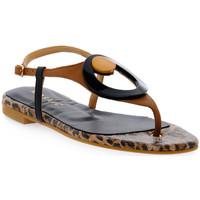 Sapatos Mulher Sandálias Priv Lab MOSAIC MORO ALLURE Marrone