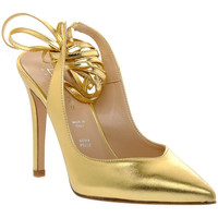 Sapatos Mulher Escarpim Priv Lab ORO LAMINATO Dorato