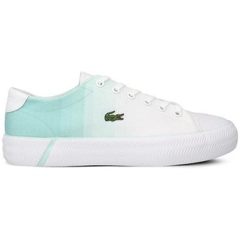 Sapatos Mulher Sapatilhas Lacoste Gripshot 120 3 Cfa Branco, Verde