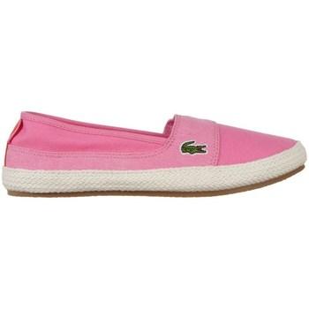 Sapatos Mulher Slip on Lacoste Marice 218 1 Caw Cor-de-rosa