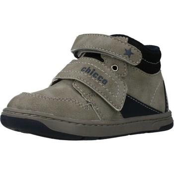 Sapatos Rapaz Sapatilhas de cano-alto Chicco GHOST Cinza