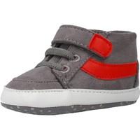 Sapatos Rapaz Sapatilhas de cano-alto Chicco NEKO Cinza