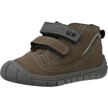 Sapatos Rapariga Sapatilhas de cano-alto Chicco DEVON Marron