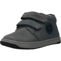 Sapatos Rapaz Botas baixas Chicco GEORGE Azul