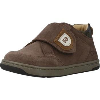 Sapatos Rapaz Botas baixas Chicco GESON Marron