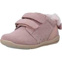 Sapatos Rapariga Botas baixas Chicco GERALDINA Rosa