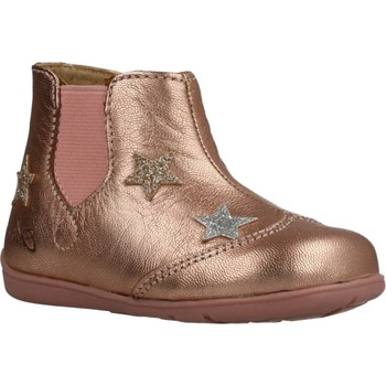 Sapatos Rapariga Botins Chicco GIARIS Rosa