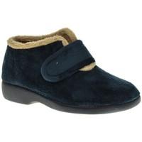 Sapatos Mulher Chinelos Garzon 3895 Azul