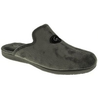 Sapatos Homem Chinelos Garzon 6101 Gris