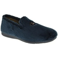 Sapatos Homem Chinelos Garzon 6501 Azul