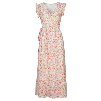 Textil Mulher Vestidos compridos Betty London OULANE Rosa