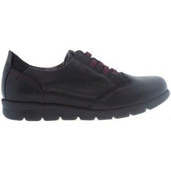 Sapatos Mulher Sapatos Fluchos Zapatos  F1078 Negro Preto