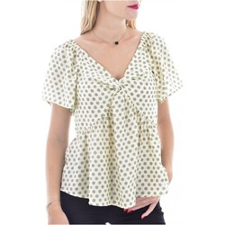 Textil Mulher Tops / Blusas See U Soon 20116121B Verde