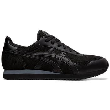 Sapatos Homem Sapatilhas de corrida Asics Baskets  Runner noir/noir