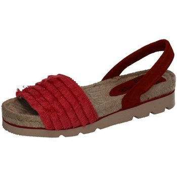 Sapatos Mulher Sandálias Blusandal  Rosa