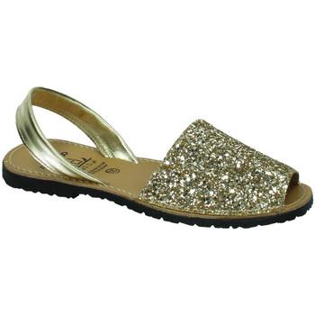 Sapatos Mulher Sandálias Avarca Cayetano Ortuño  Bege