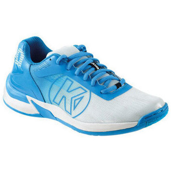 Sapatos Mulher Multi-desportos Kempa Chaussures femme  Attack 2.0 blanc/bleu