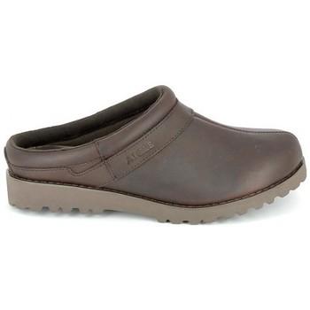 Sapatos Tamancos Aigle Basilo Marron Castanho